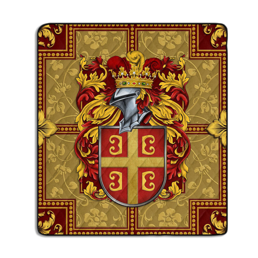 Byzantine Empire Coat Of Arms Quilt Qm1162