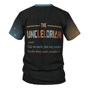 The Unclelorian All Over Print