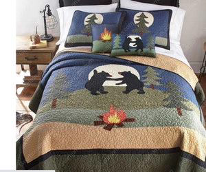 Bedding Sets Set / Twin 3Pcs Qm1456