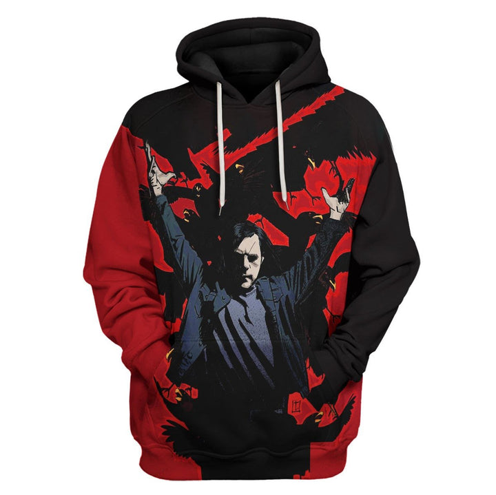 The Stand - Stephen King Hoodie / S Vn806