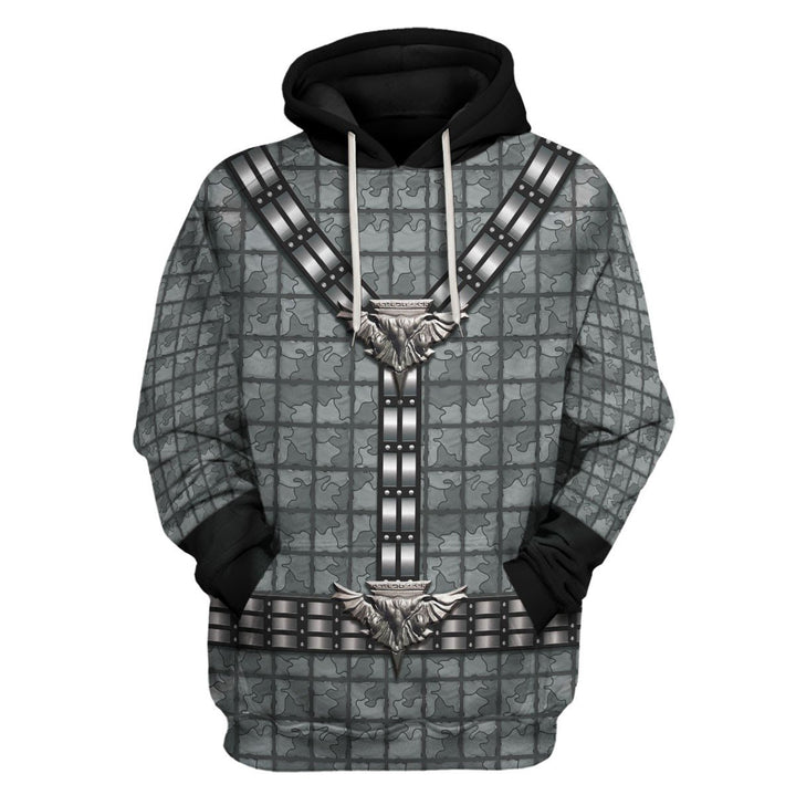 The Next Generation Romulan Cosplay Hp170 Hoodie / S
