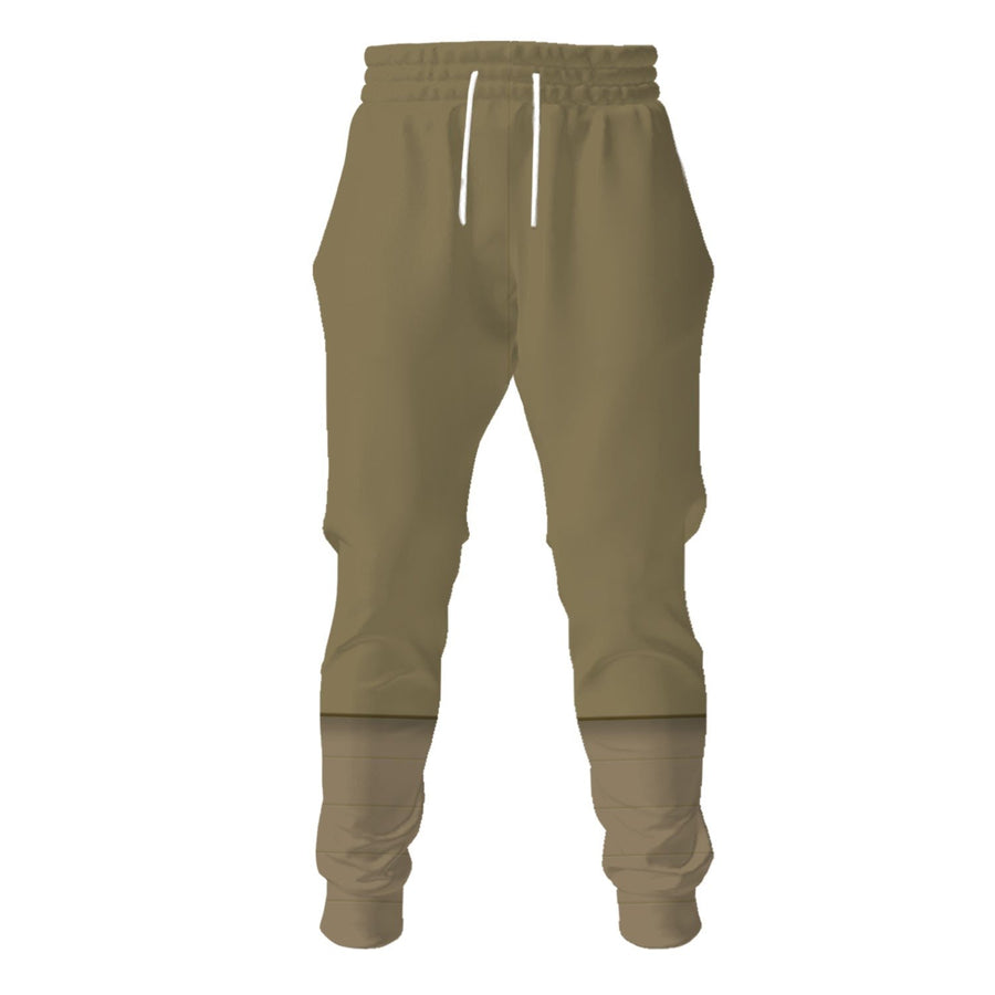 Ww2 French Empire Soldiers Sweatpants / S Vn200
