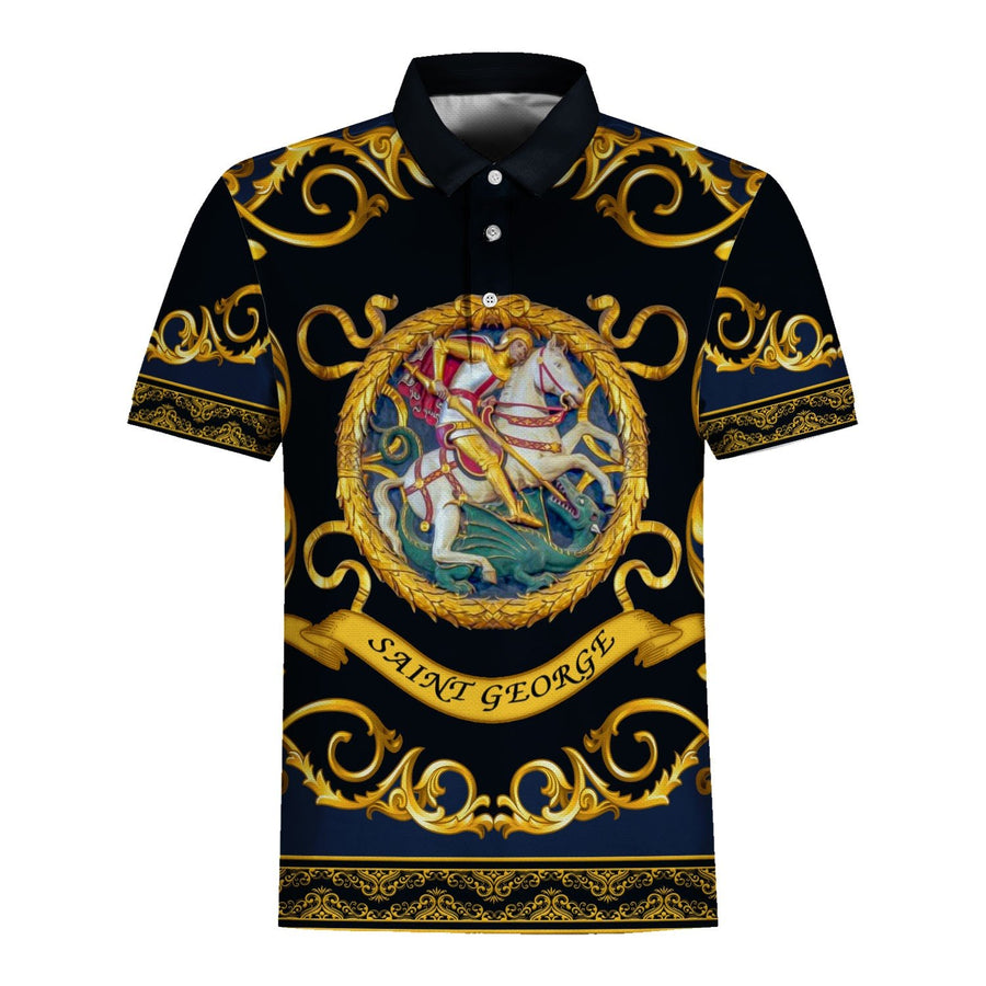 Saint George Polo Shirt / S Qm1040