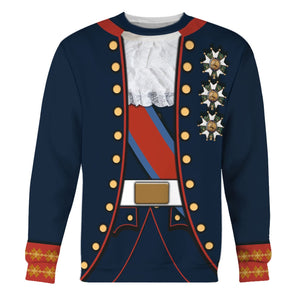 Ferdinand I Of The Two Sicilies Long Sleeves / S Vn382