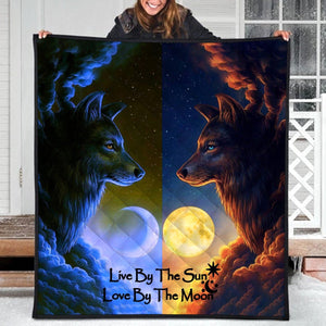 Live By The Sun Love Moon Quilt G24