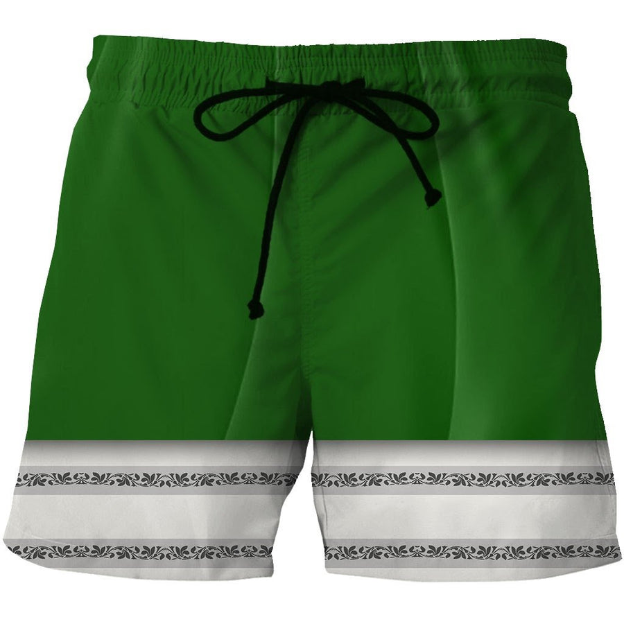 Green Liturgical Vestment Shorts / S Vn331