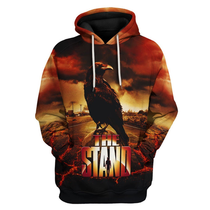 The Stand - Stephen King Hoodie / S Vn686