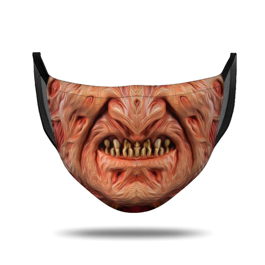 Freddy Krueger Matching Hoodie Normal Face Mask / Pack 1 Vn790
