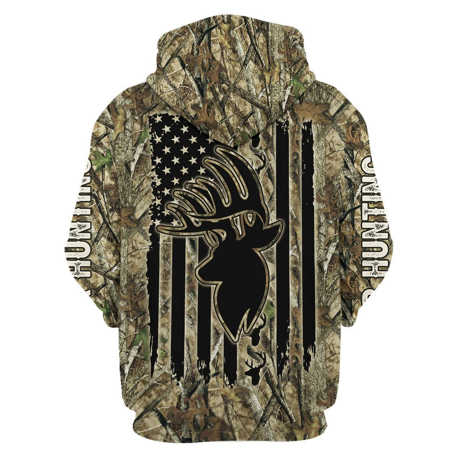 Deer Hunter Camo Qm1611