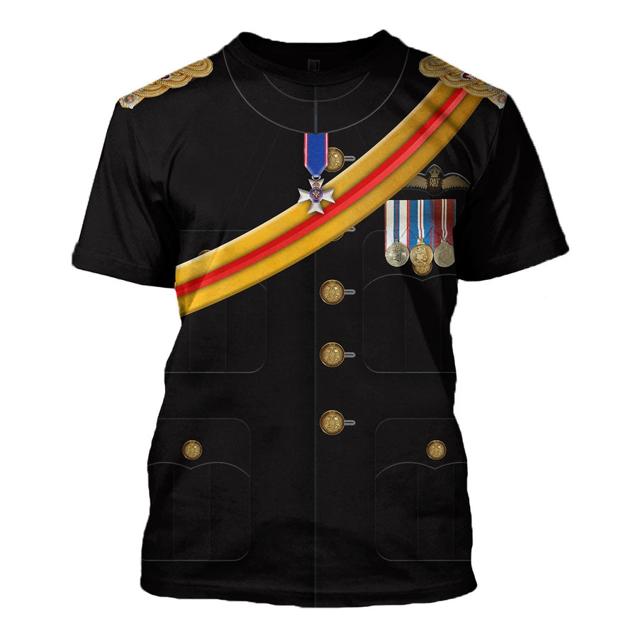 Vn518 Prince Harry T-Shirt / S