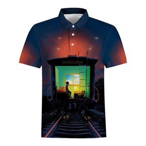 The Institute - Stephen King Polo Shirt / S Vn804