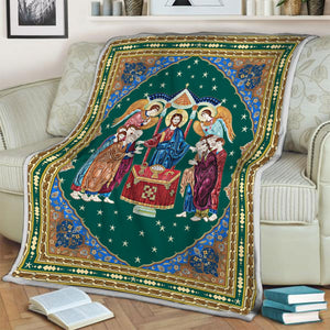 Communion Of The Apostles Blanket G109