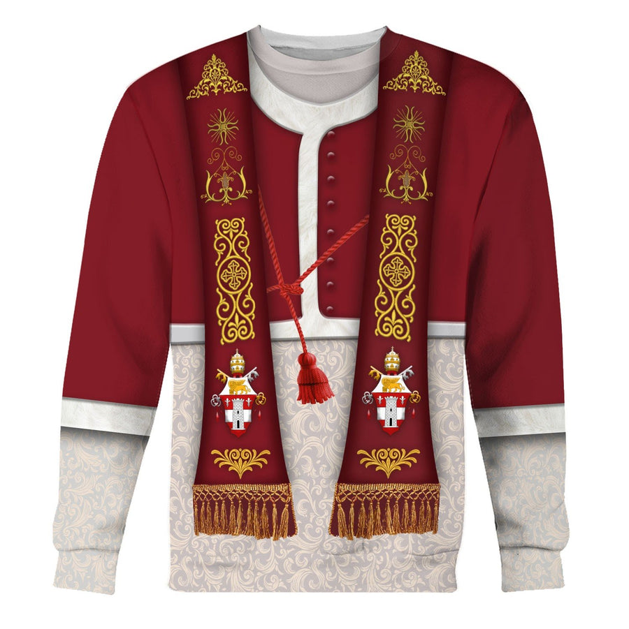 Pope John Xxiii Long Sleeves / S Qm645