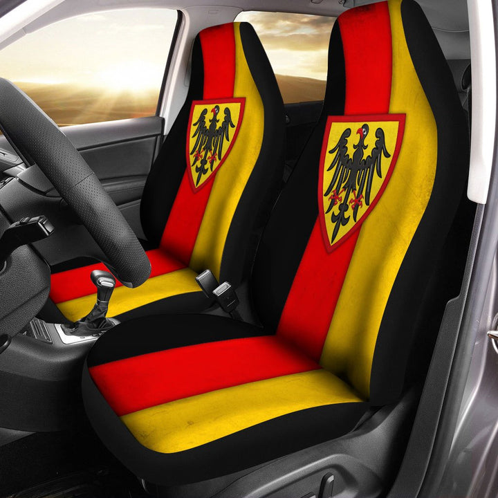 Holy Roman Empire Car Seat Covers Holycar / Universal Fit