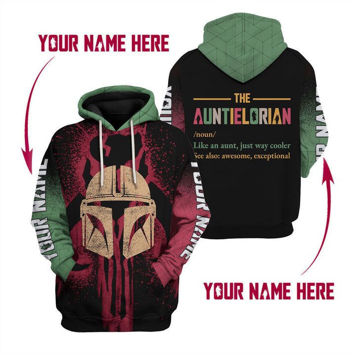 Auntielorian Like An Aunt - Custom Name