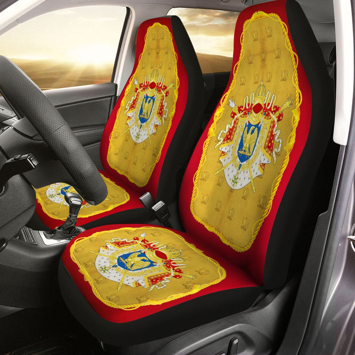 Napoleon Car Seat Covers Qm713