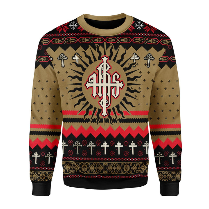 Ihs Ugly Sweater / S Qm1718