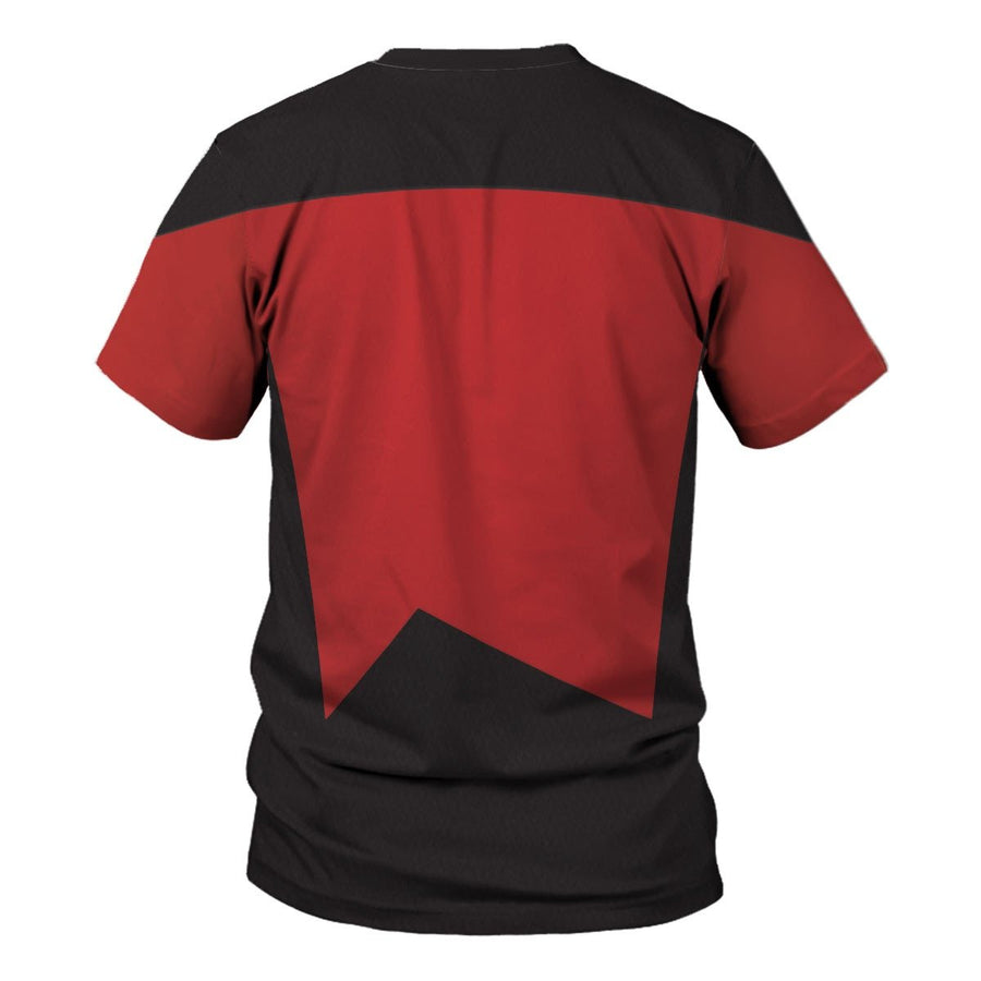 The Next Generation Red Uniform Hp208