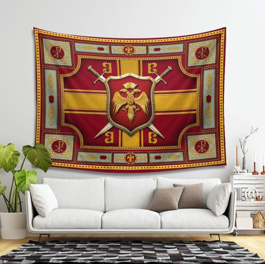 Byzantine Empire Tapestry - 4 Holes / S (27.6 X 39.4 Inches 2.3 3.2 Feet) Qm1430