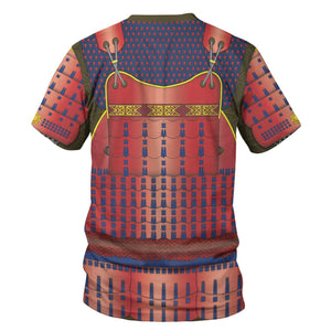 The Last Samurai Armor Qm506