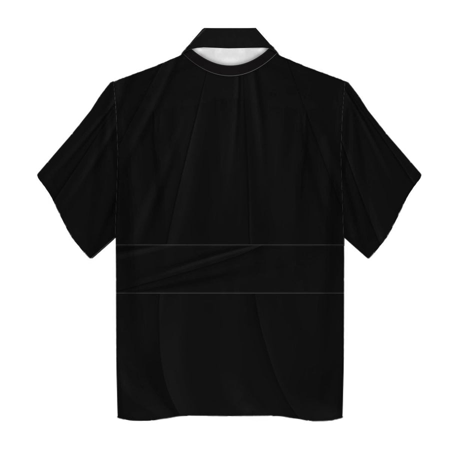 Clergy Black Suit Vn524