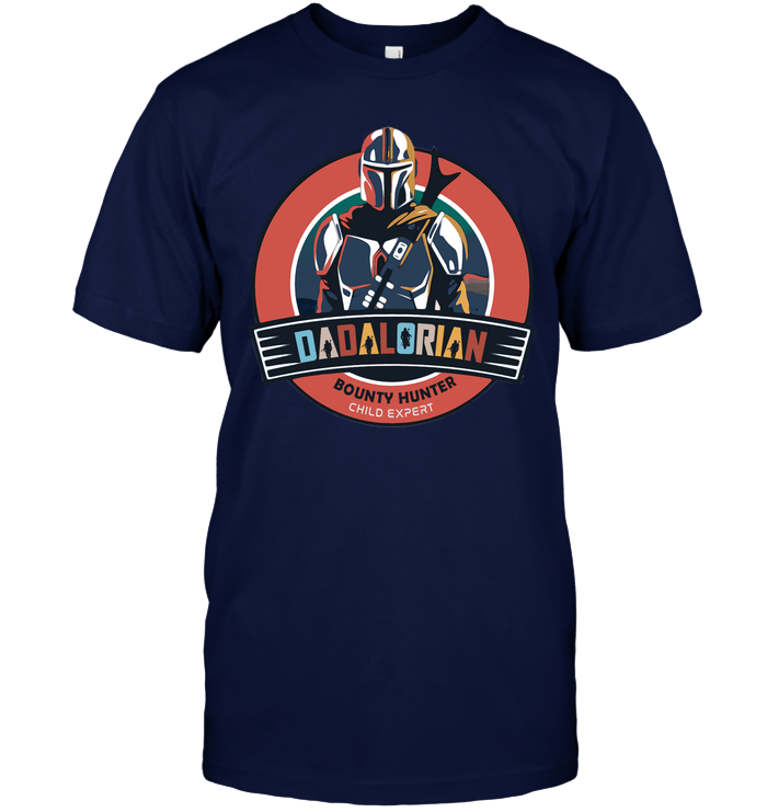 Dadalorian Bounty Hunter Child Expert T-Shirt
