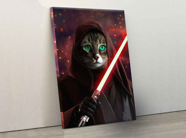 Customized Photos Canvas  Sith Lord