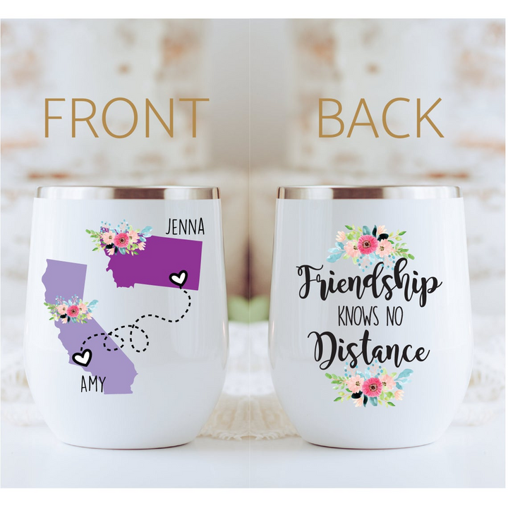 Long Distance Friendship Mug