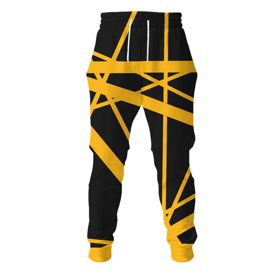 Limited Edition Van Halen Guitar Sweatpants / S Qm1597