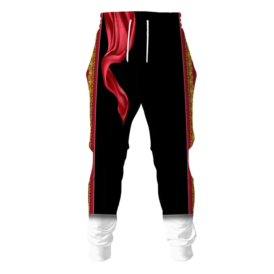 Spaniards In National Costume Sweatpants / S Vn409