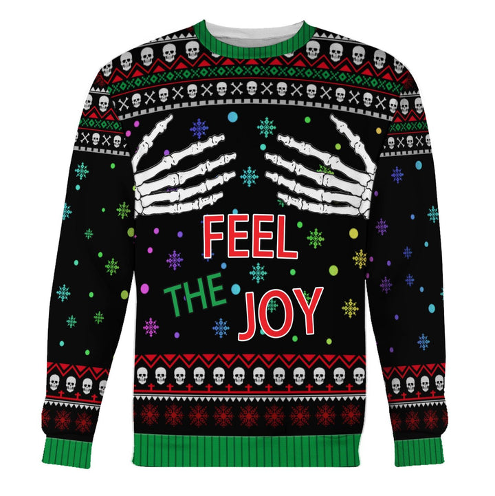 Feel The Joy Ugly Sweater / S Qm1534