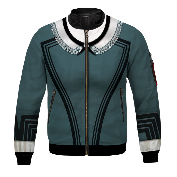Florence Nightingale Bomber Jacket
