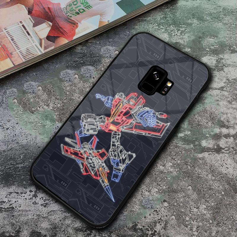 Glass Phone Case Cover Hp36