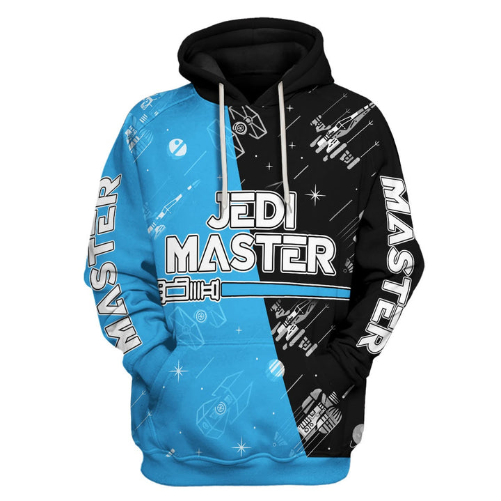 DAD Master And Training 3D Fleece Hoodie