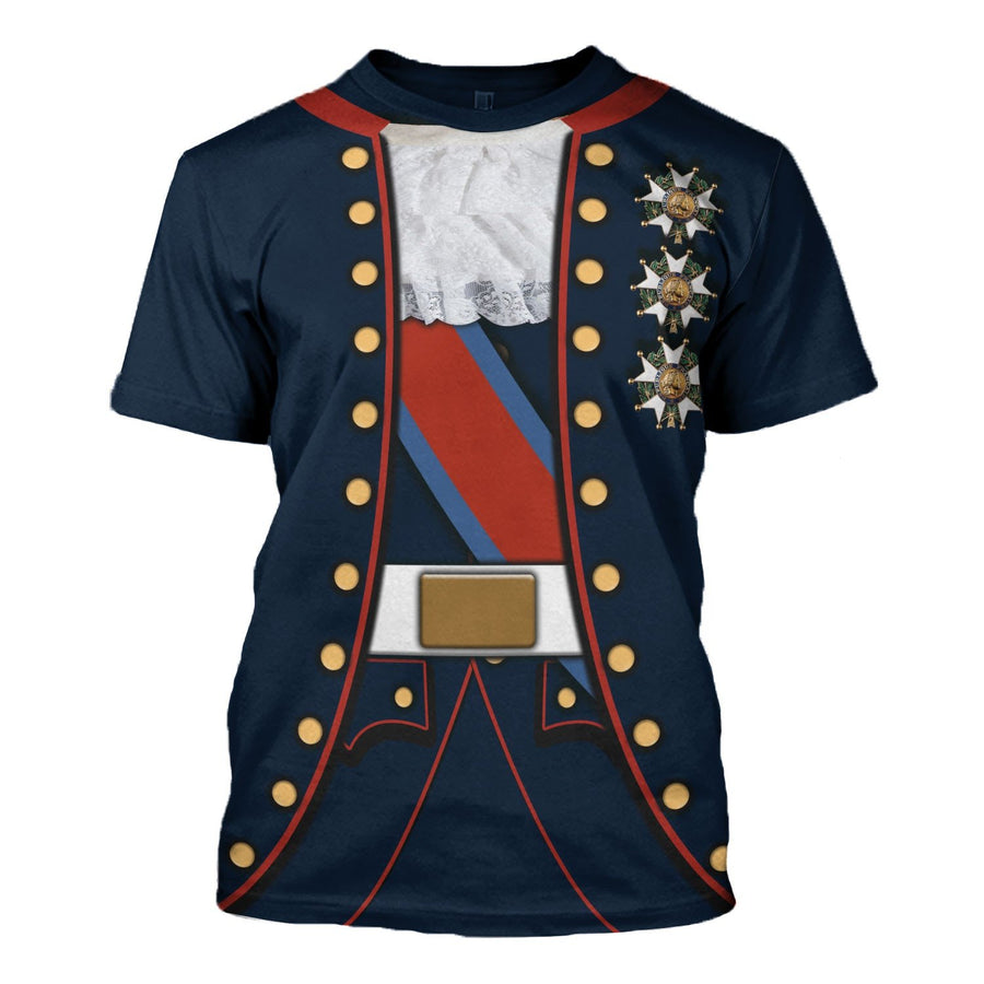 Ferdinand I Of The Two Sicilies T-Shirt / S Vn382
