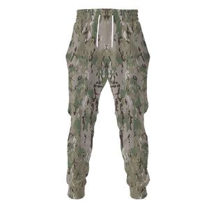 Us Army Combat Uniform Sergeant Sweatpants / S Vn458