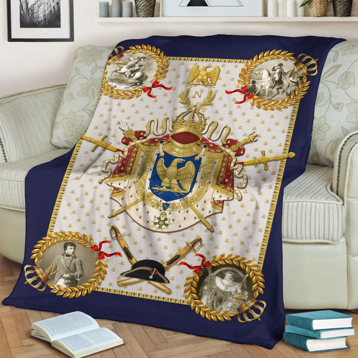Napoleon Blanket / S (4 X 5 Feet 51 59 Inches) Qm1237