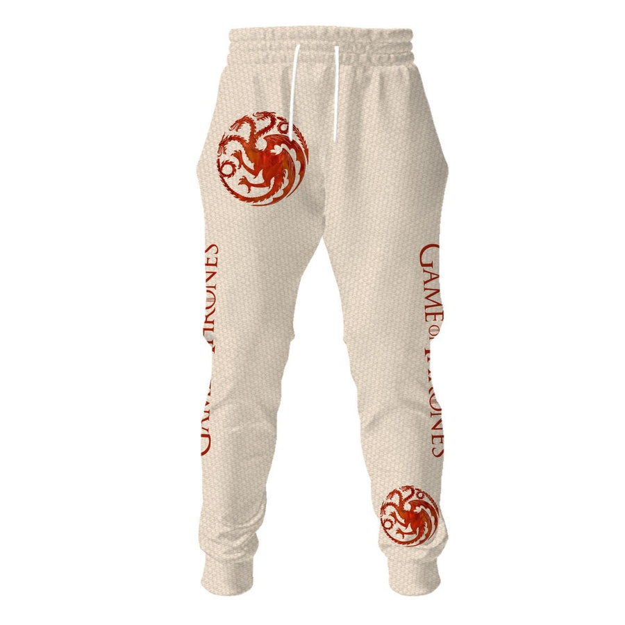 Game Of Thrones Sweatpants / S G67