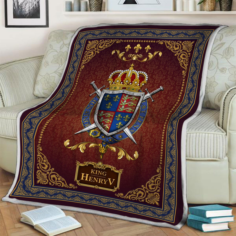 Henry V Blanket / S (4 X 5 Feet - 51 59 Inches) Qm1168