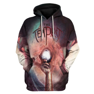The Tempest - William Shakepeare Hoodie / S Vn784
