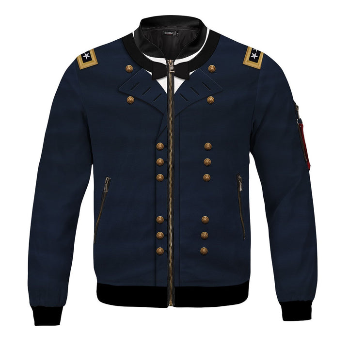 William Tecumseh Sherman Bomber Jacket