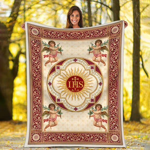 Ihs Blanket / S (51 X 59 Inches - 4 5 Feet ) Qm1426