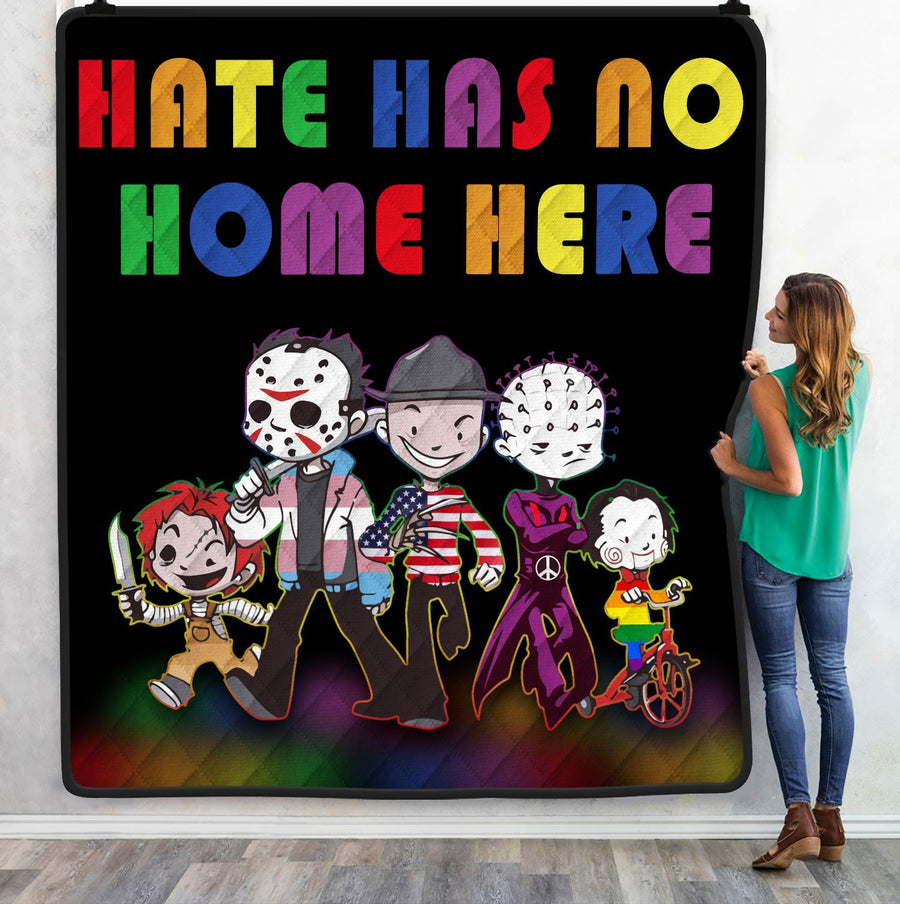 Hate Has No Home Here Quilt G26