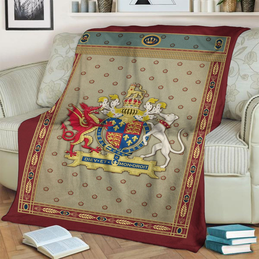 Henry Viii Of England Blanket / S (4 X 5 Feet 51 59 Inches) Qm1270