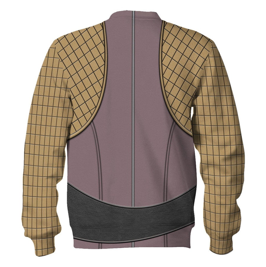 Bajoran Engineering Uniform Hp250