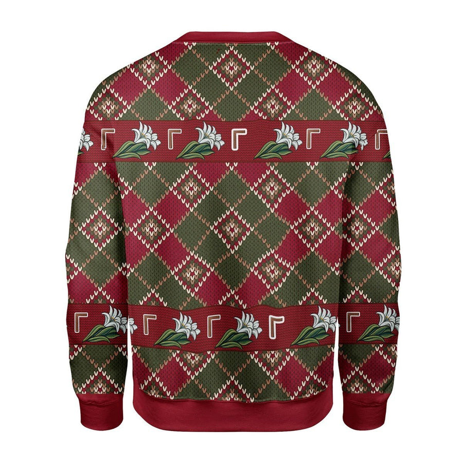 Saint Joseph Christmas Sweater Kd296