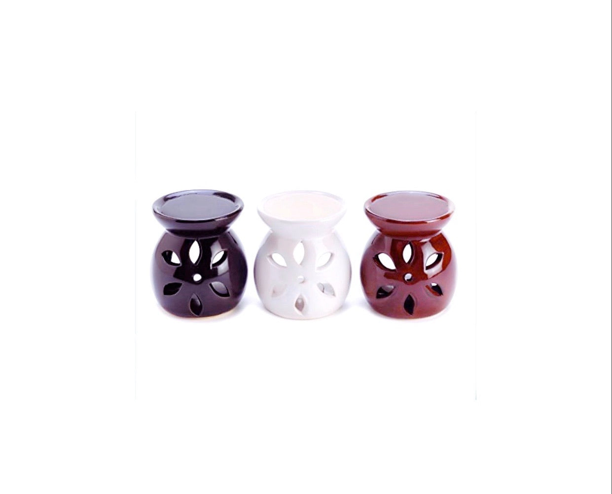 Trio Mini Oil Warmer