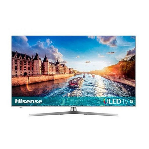 "Smart TV Hisense 55U8B 55"" 4K Ultra HD LED WiFi Silberfarben"