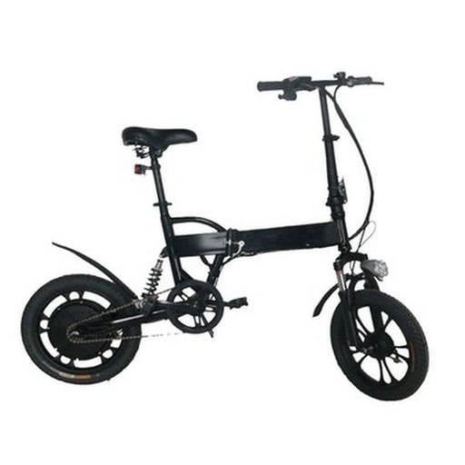 OUTLET Elektrisches Fahrrad Smeco SM-Mely 32 km/h 250W (Ohne verpackung)