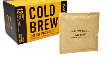 Keep Cool with Kahwa!